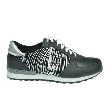 Sportowe buty trainers czarne