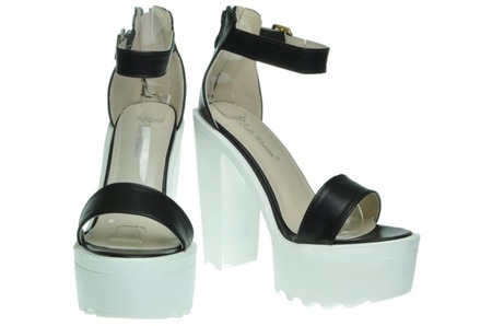 Sandały damskie scully shoes